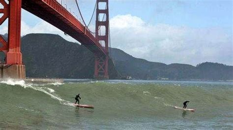 Surfing San Francisco by Sup San Francisco Awesome Stand Up Paddling Sup
