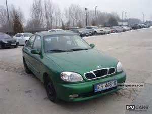 2001 Daewoo Lanos Specs 2001 Daewoo Lanos Car Photo And Specs