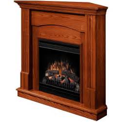 Corner Electric Fireplace Dimplex Dfp3696o 48 Inch Branson Corner Electric Fireplace With Mantel Shopperschoice