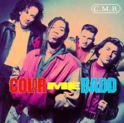 color me badd color me badd c m b cd 1991 75992442923 ebay