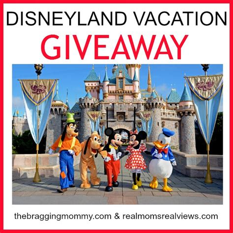 Disney Trip Giveaway - disneyland vacation giveaway the mommy nest the mommy nest