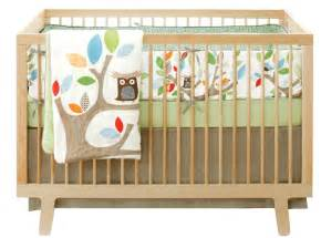 Soho owl tree party crib bedding baby bedding and accessories