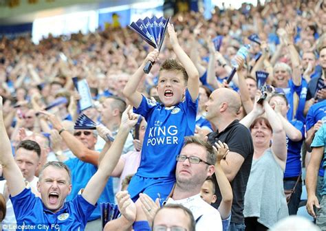 paper fans city are cardboard clappers the secret leicester s