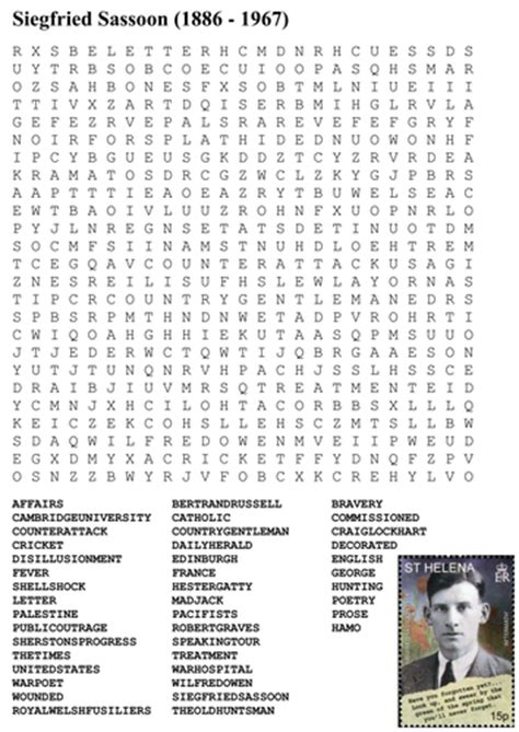 World Search For World War One Poetry Word Search Pack By Sfy773 Teaching Resources Tes