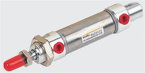 Cylinder Pneumaitc Stainless Bulat Type Ral Mal 40 X 100 all air stc valve aluminum and stainless steel air cylinders