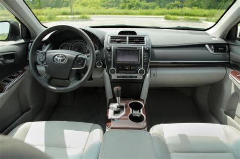 2013 Toyota Camry Interior Picture Other 2013 Toyota Camry Interior Jpg