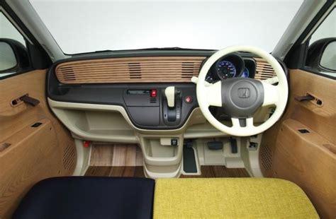honda   natural concept interior dashboard japan