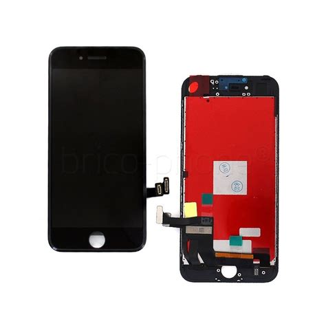 Iphone 7 Ecran by Ecran Noir Iphone 7 Premier Prix Pour Changer Votre 233 Cran Si Il Ne Fonctionne Plus Ou La Vitre