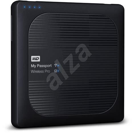 Wd My Passport Wireless Pro 4 Tb wd 2 5 quot my passport wireless pro 4tb 芻ern 253 datov 233