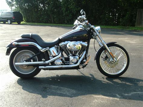 2005 Harley Davidson Deuce by Buy 2005 Harley Davidson Softail Deuce Cruiser On 2040motos