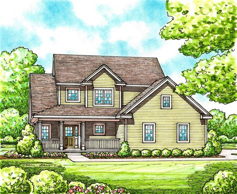 happe homes the ford 1758 custom built floor plan