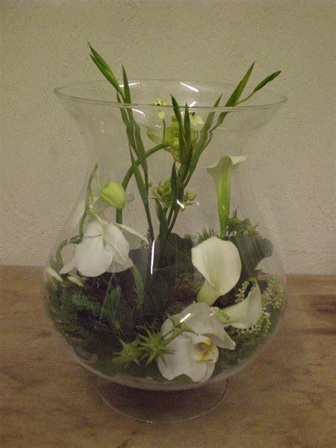 glazen vaas opmaken coupe vaas opmaken gemaakt door de bloemendeel de