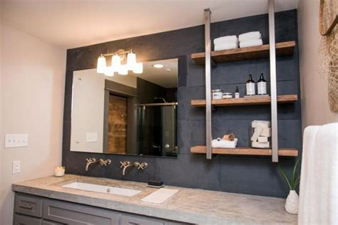 bachelor bathroom a fixer upper for a most eligible bachelor custom