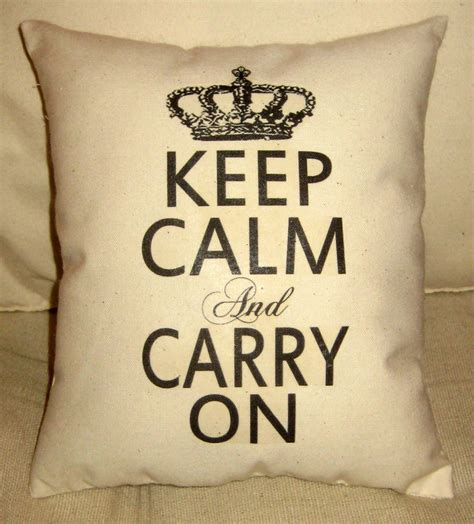 french pillows home decor keep calm and carry on pillow shabby chic french inspired