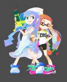 splatoon getting free ika musume squid