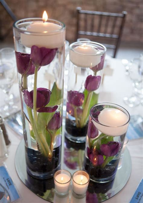 wedding centrepieces with floating candles fabulous floating candle ideas for weddings mon cheri