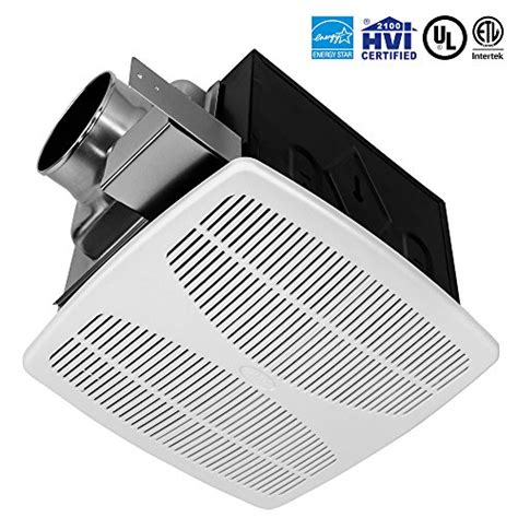 best quiet bathroom exhaust fan bv ultra quiet bathroom ventilation exhaust fan your