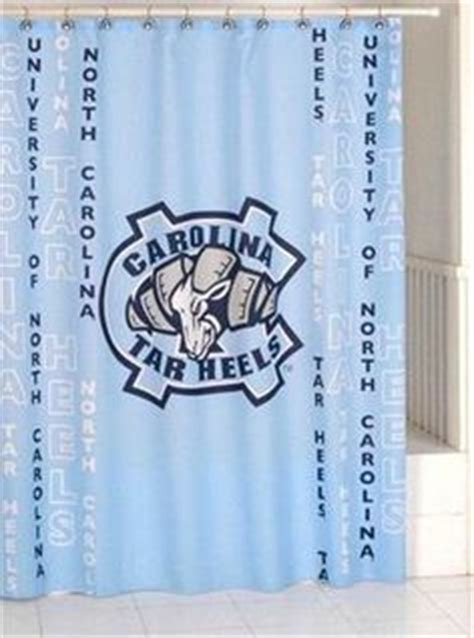unc shower curtain 1000 images about north carolina tar heels on pinterest