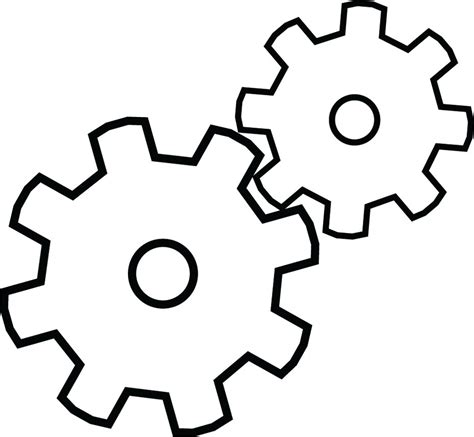gear template gears by 10772 on deviantart