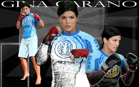 gina carano wallpapers ouops