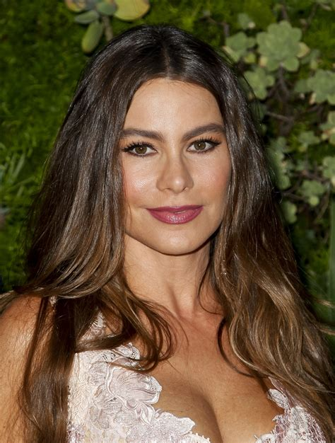 Sofia Vergara Hairstyle by Sofia Vergara Hairstyles Fade Haircut