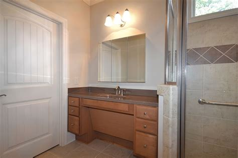 accessible bathroom design ideas wheelchair accessible bathroom vanity sinks gt gt see more