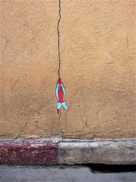cracked street art update oakoak graffiti artist