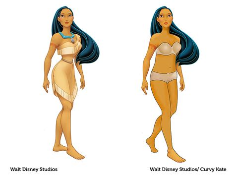 starseed ariel see the disney princesses re imagined with real body types