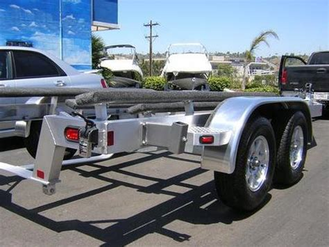 c channel boat trailer aluminum c channel boat trailers pacific trailers