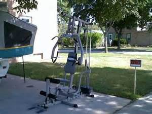 275 powerhouse elite home with weights for sale in