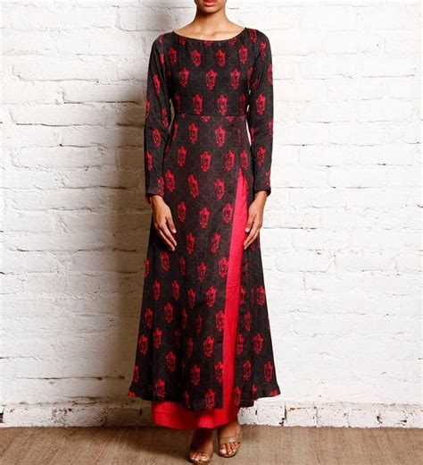 kurta pattern cutting latest designer kurtis with different cut types kurti