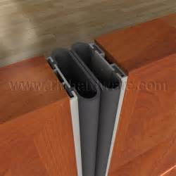 Overhead Garage Door Seal Replacement Heavy Duty Solid Neoprene Replacement Seal For Garage And Overhead Doors Tm Hardware
