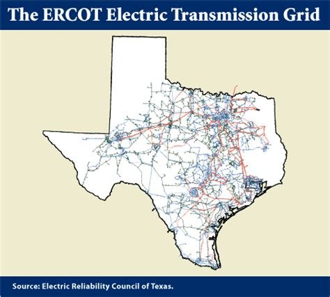 texas grid map can texas go 100 renewable energy matters