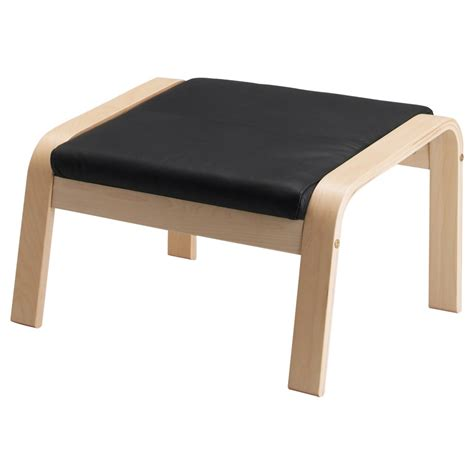 Foot Rest Stool Ikea by Modern Wooden Ikea Bentwood Birch Foot Stool With E1