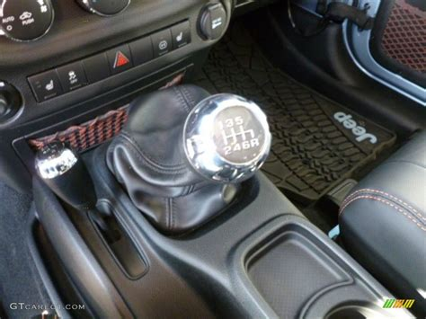 6 Speed Jeep Transmission 2012 Jeep Wrangler Arctic Edition 4x4 6 Speed