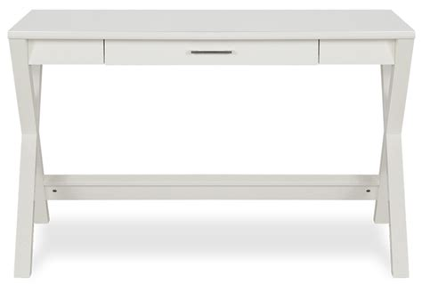 modern white writing desk mix and chic fabulous finds modern white desks in every