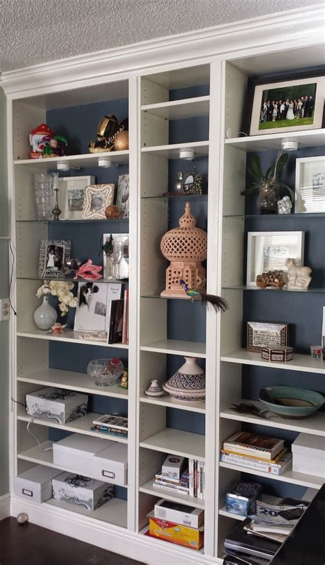 Ikea Billy Bookshelf Turned Into S Diy Projects Turn An Ikea Billy Bookcase Into A