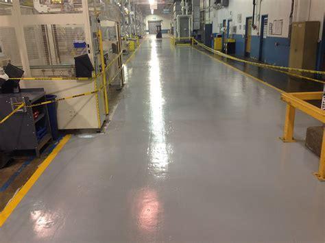 Shop Floor   Philadelphia Epoxy