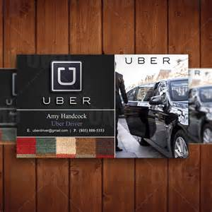 uber business cards unavailable listing on etsy