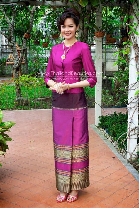 amazing thailand thai clothing