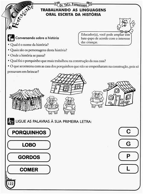 Resumo Da Historia Dos Tres Porquinhos