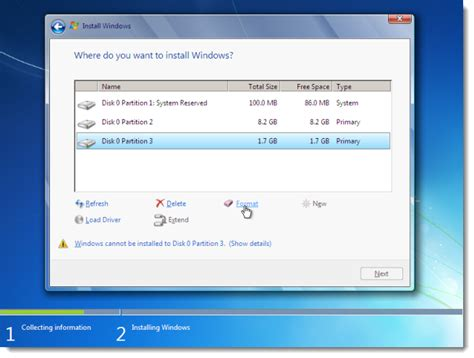 format cd sini okumuyor cara membuat partition hard disk sharing