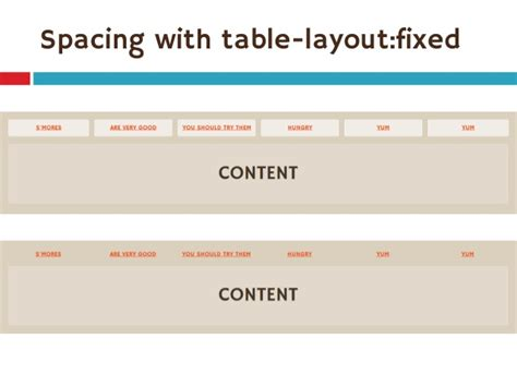 table layout with flexbox leveling up with flexbox smart web conference