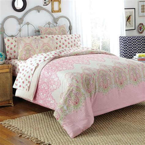 Pink Bedding by Pink And Green Bedding Sets Ease Bedding With Style