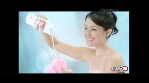 Sabun Cair Shinzui iklan sabun nuvo