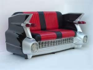 cadillac sofa 1959 cadillac car sofa retro seat