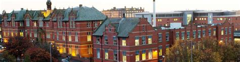 Of Central Lancashire Mba Ranking by Of Central Lancashire