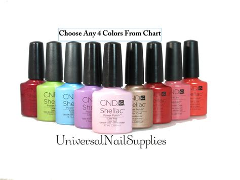 popular shellac nail colors cnd shellac color chart car interior design