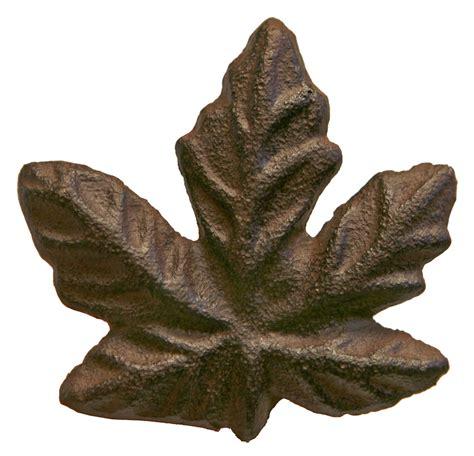 leaf shaped drawer pulls maple leaf shaped drawer pulls iron set of 4