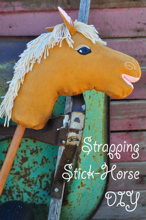diy stick pony free stick pattern woodworking projects plans